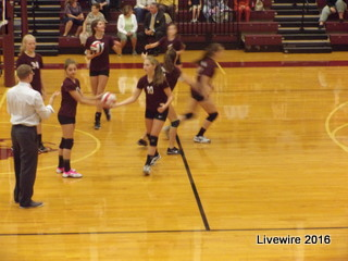 Girls' Volleyball