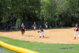 Softball season draws to a close