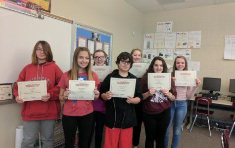 Journalism Education Association recognizes seven Livewire staff members