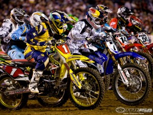 Supercross:    Monster Energy AMA Supercross