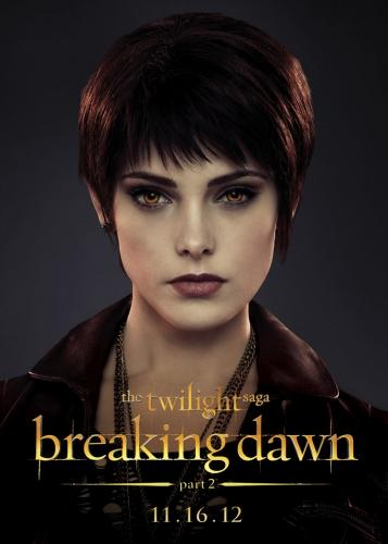 Alice Cullen poses in this picture.  She was a main star in Breaking Dawn Part Two.  Photo courtesy of http://www.arteyfotografia.com.ar/14573/fotos/456015/.
