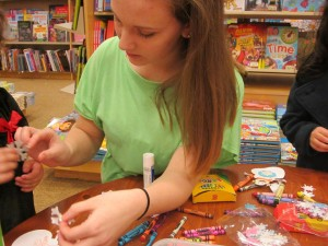 Barnes and Noble hosts book fair