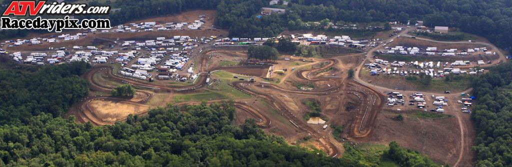 Pleasure Valley Raceway is one of the many tracks Pennsylvania has for amateur riders. This is the place where rider, Scott Clapper, took many top podium finishes. Photo courtesy of www.atvriders.com.