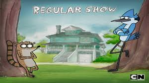 The Regular Show is a show on Cartoon Network and it is this week's top cartoon. Photo credits go to Matt Cohen.