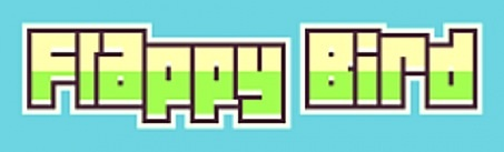 Title logo for Flappy Bird