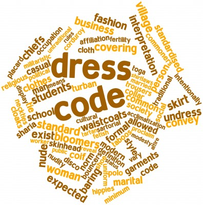 Teen Tips (How to Stay Within the Dress Code)