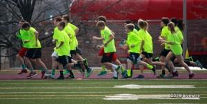 Students prepare for upcoming track season