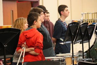 Band prepares for upcoming adjudication