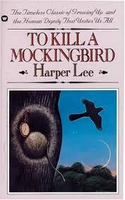 Cover of To Kill A Mockingbird Book