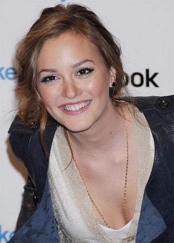 Leighton Meester, Photo courtesy of https://creativecommons.org/licenses/by-sa/2.0/