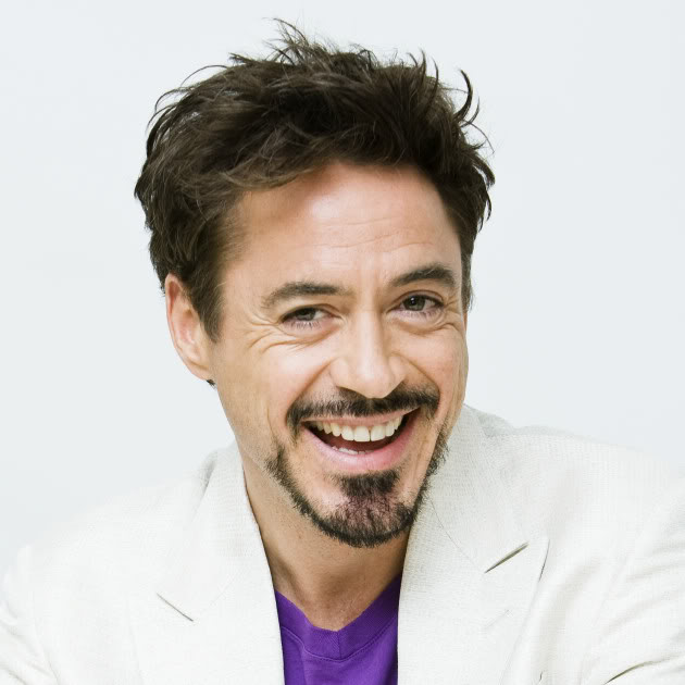 Robert Downey Jr., photo courtesy of http://creativecommons.org/licenses/by-nc-nd/3.0/