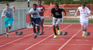 Track and field season comes to close