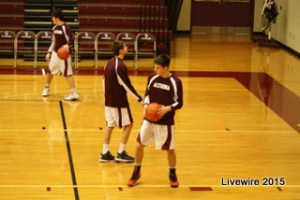 Maroon gets ready for big game