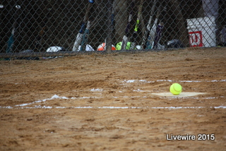 Swinging start to junior high softball
