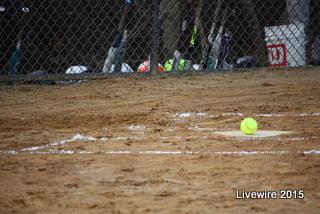 Swinging start to junior high softball