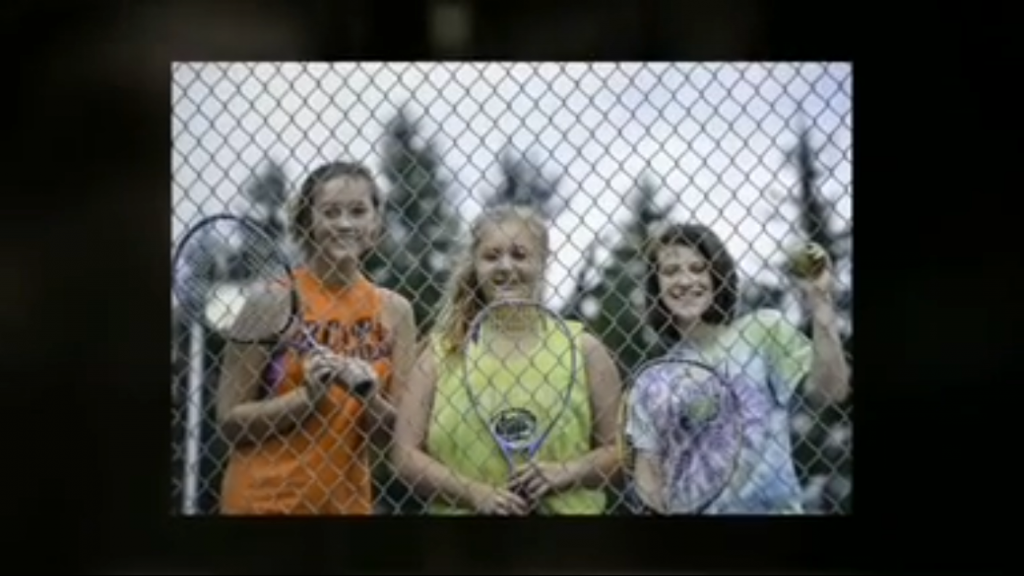 Ninth+grader+Lindsey+Hallinan+shares+a+picture+from+summer+2014.++%22This+was+from+a+Wyldlife+camp+I+went+to+this+summer%2C%22+Hallinan+said.+%22I+was+playing+tennis+with+Maddie+Schmitt+and+our+camp+counselor+Tiffany%2C+we+played+a+lot+even+though+we+were+awful+at+it.%22