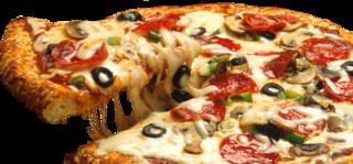 By Supreme_pizza.jpg: Scott Bauer derivative work: Itzuvit (Supreme_pizza.jpg) [Public domain], via Wikimedia Commons