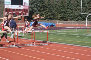 Varsity track finishes season with victories