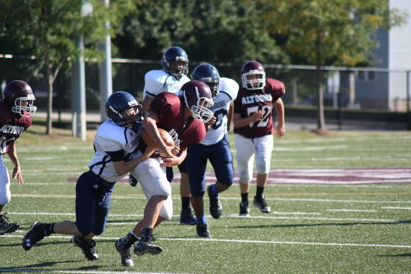 Junior varsity teams wrap up season