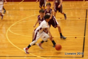 Boys' basketball teams wrap up season