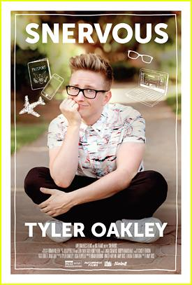 Coming soon, Snervous is coming soon in a limited amount of theaters.  The documentary included YouTuber Tyler Oakley on his slumber party tour. By:www.snervous.com