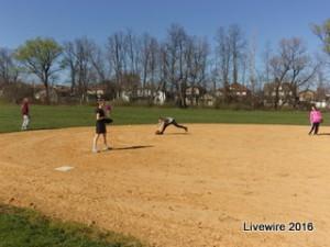 Softball season starts