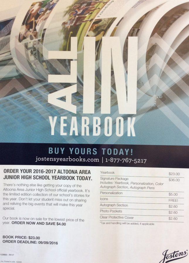 Yearbooks+on+sale+now