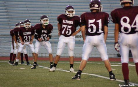 Freshman Football Game vs. Norwin