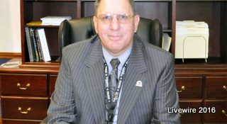 New superintendent sets goals