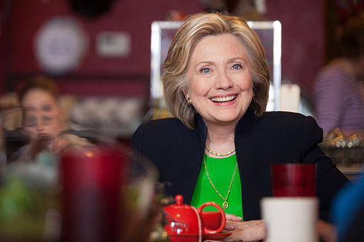 By Hillary for Iowa [CC BY 2.0 (http://creativecommons.org/licenses/by/2.0)], via Wikimedia Commons