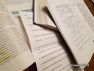Homework causes stress, anxiety in teens