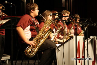 Eighth and ninth grade holiday concerts
