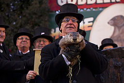 Editorial:  Groundhog falsely predicts weather, gets away with it