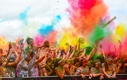 Color-A-Thon offers fun way to donate