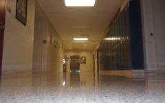 Seventh graders adjust to junior high