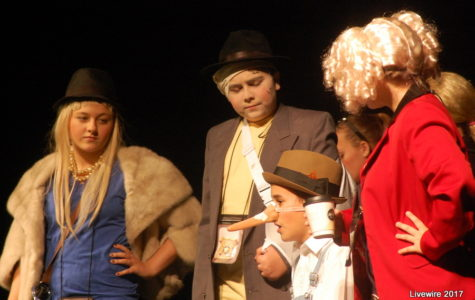 Drama club performs Law and Order … The Fairytale Unit