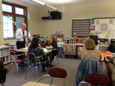 Collins writing program changes classroom instruction