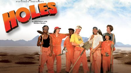 The movie Holes is a very good movie to watch with family or friends. It is a good movie to sit back and just relax.