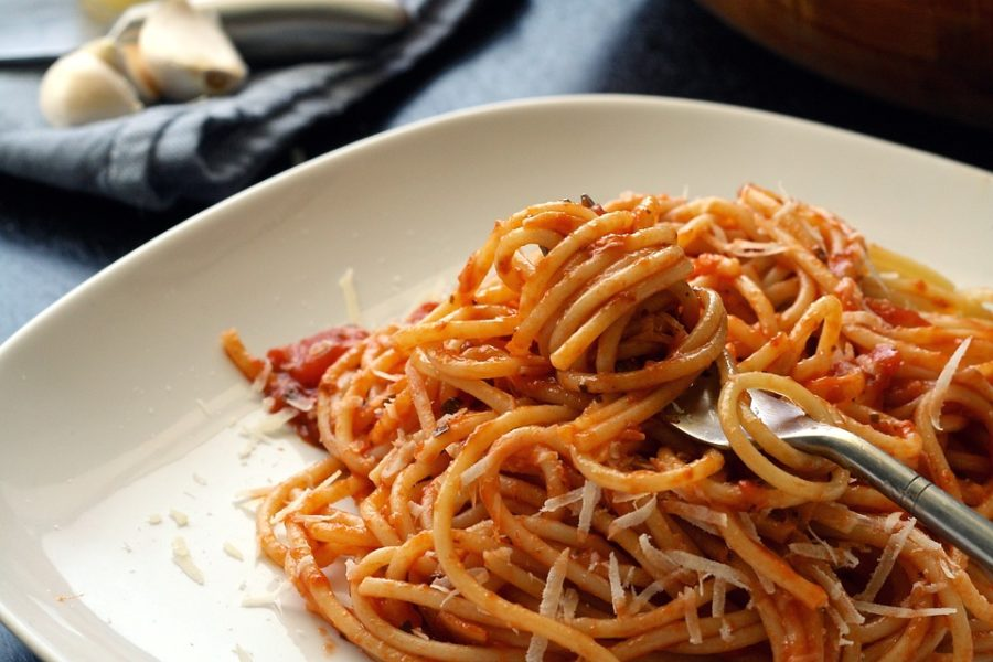 Spaghetti+is+a+family+favorite+meal+that+is+good+any+day+of+the+week%21+