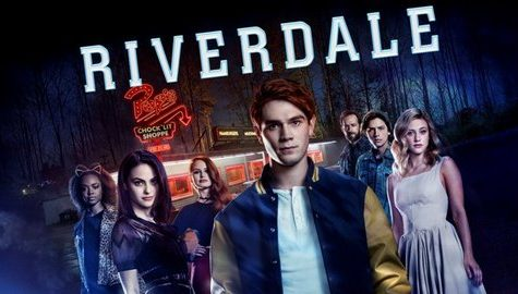 The Riverdale gang! Make sure to watch a new episode every Wednesday night!   http://www.comicscube.com/2017/02/three-for-three-on-race-and.html