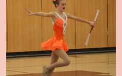Life of a twirler