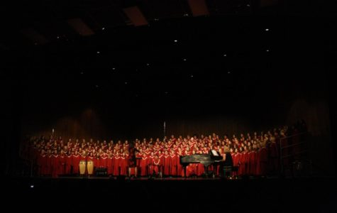Editorial:  Varsity chorus, vocal ensemble deserve pat on back