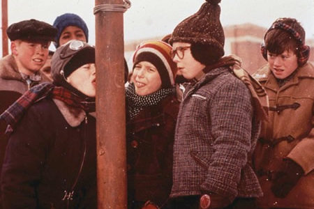 A Christmas Story continues perennial tradition