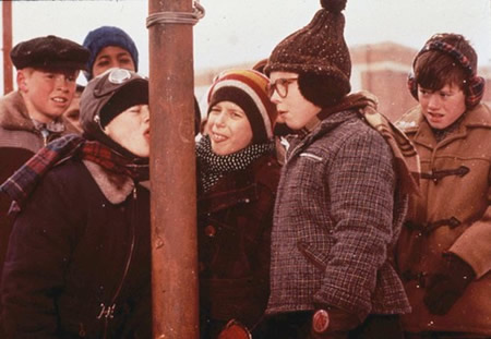 The Christmas Story Bully.A Christmas Story Continues Perennial Tradition Livewire