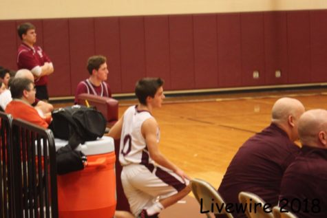 Maroon plays white in heated game
