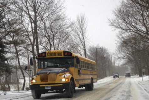 Cancellations, delays affect school schedule
