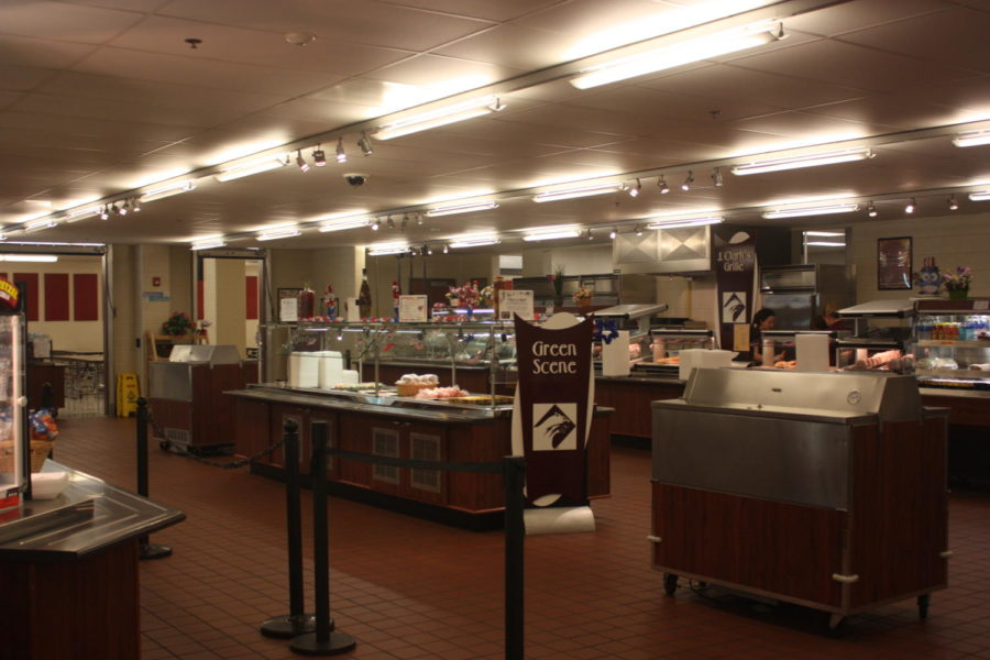 Where%27s+the+beef%3F+%0ACafeteria+runs+out+food+for+9th+graders+on+a+daily+basis.+Picture+credit%3A+Stevie+Hoover