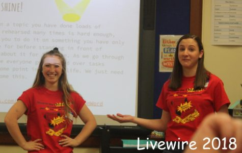 """Students learn """"The Treasures of Leadership"""" at student council conference"""