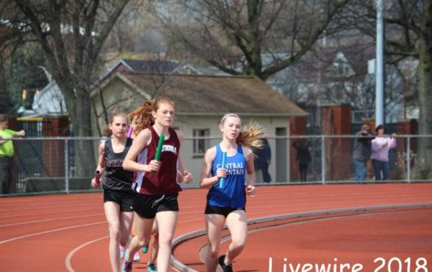 Track athletes compete in Mountain Lion Classic