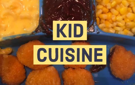 Kids' meal mayhem